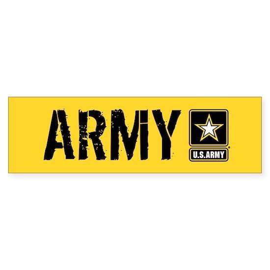 U.S. Army: Army (Gold & Black)