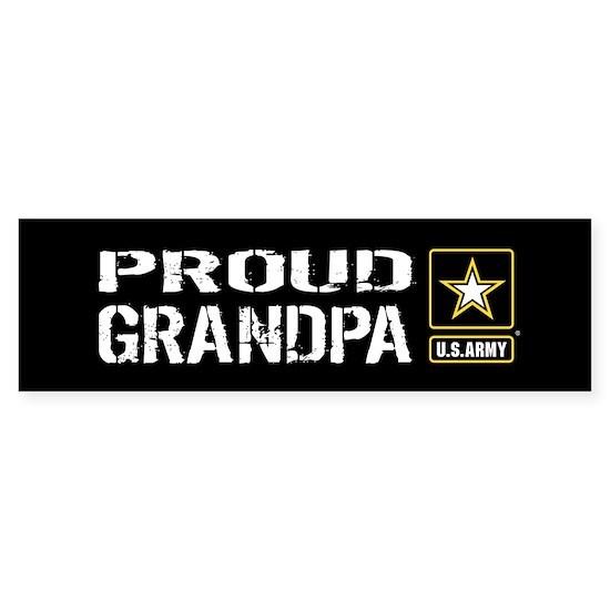 U.S. Army: Proud Grandpa (Black)