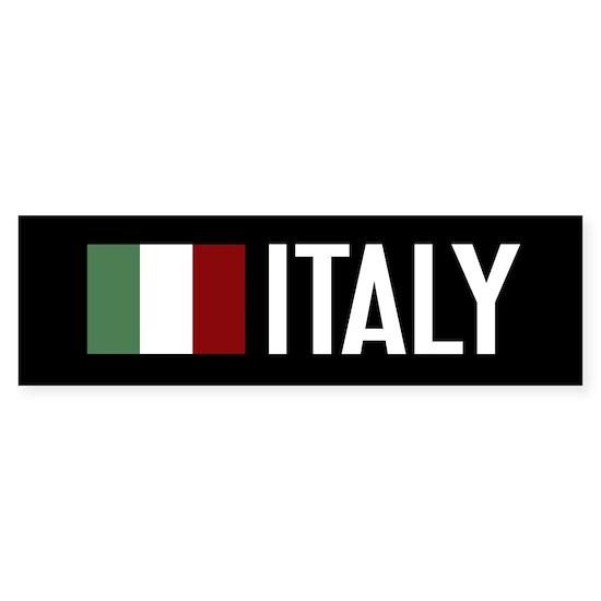 Italy: Italian Flag & Italy