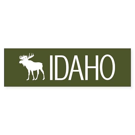 Idaho: Moose (Mountain Green)