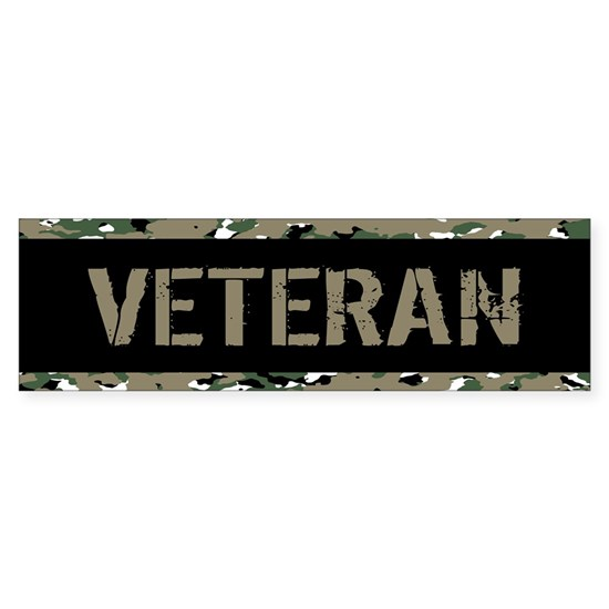 U.S. Army: Veteran (Camouflage)