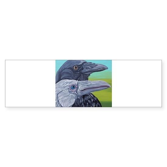 Spirit Ravens Crows Birds