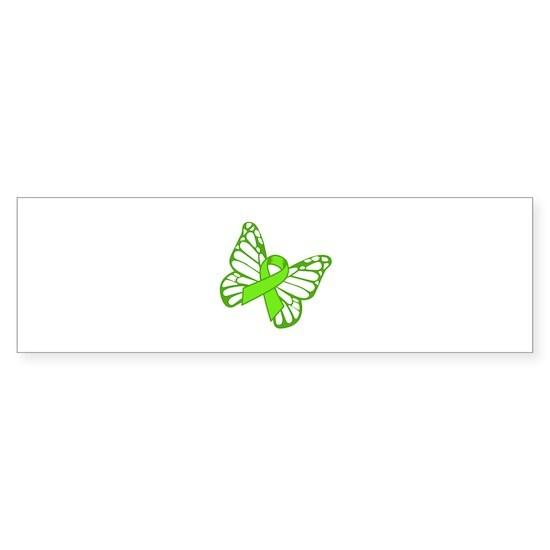 Lymphoma Butterfly