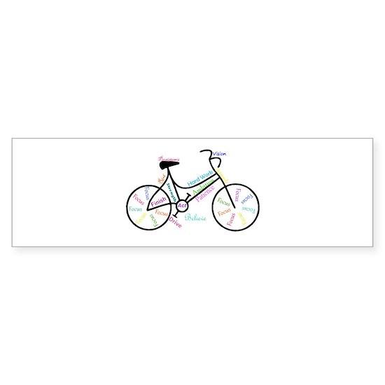 Motivational Words Bike Hobby or Sport