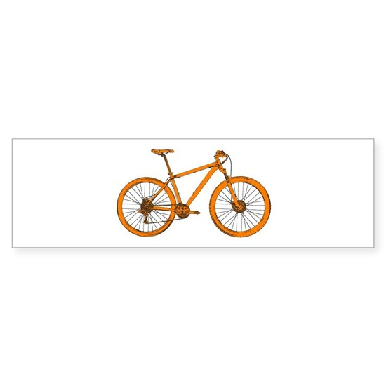 Dark Orange Hardtail
