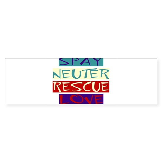 spay neuter rescue love