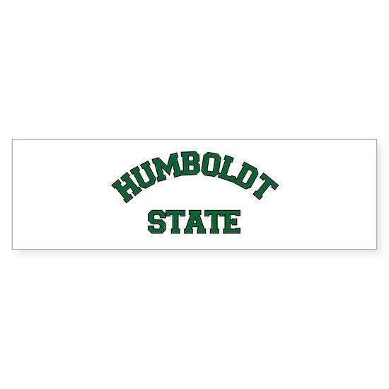 HUMBOLDT STATE