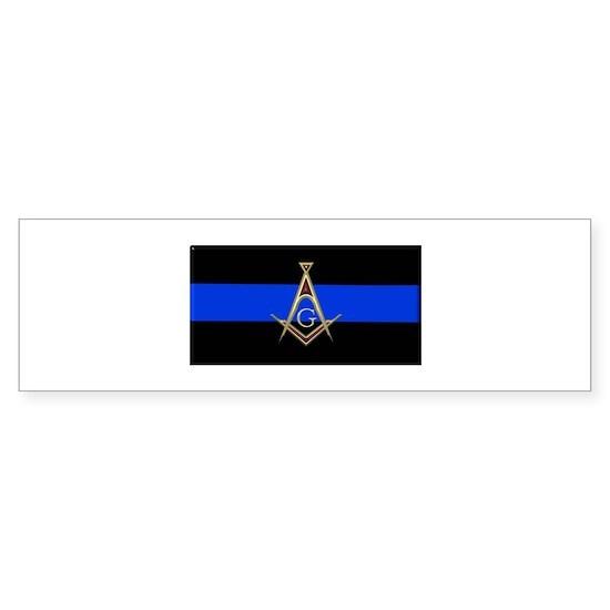 Masons Thin Blue Line