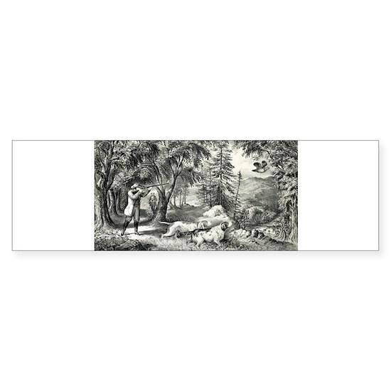 Partridge shooting - 1865