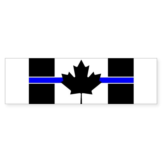 Canadian Police: Thin Blue Line