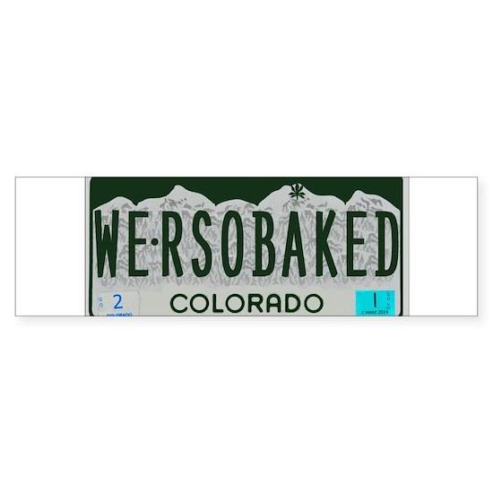 Funny Colorado License Plate