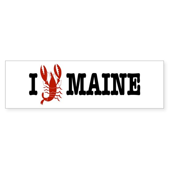 I Love Maine