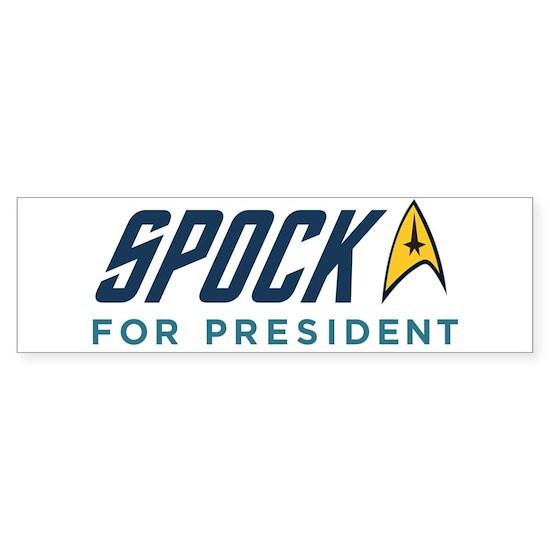Spock for President 2012-03