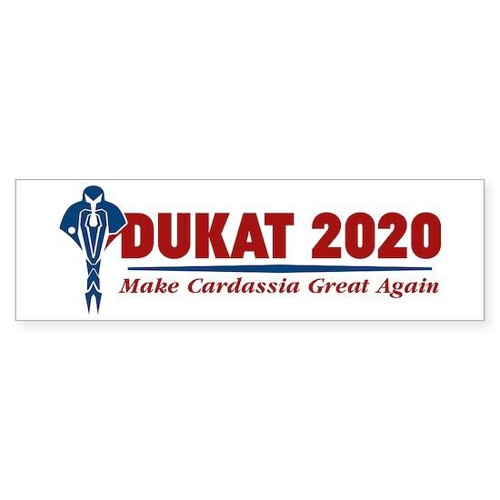 Vote For Dukat 2020