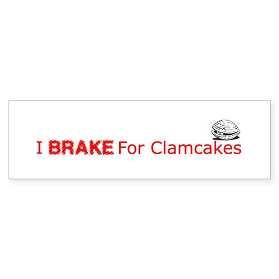 Clam Cakes from Rhode Island; Seafood