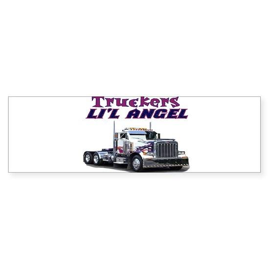 Truckers Li'l Angel