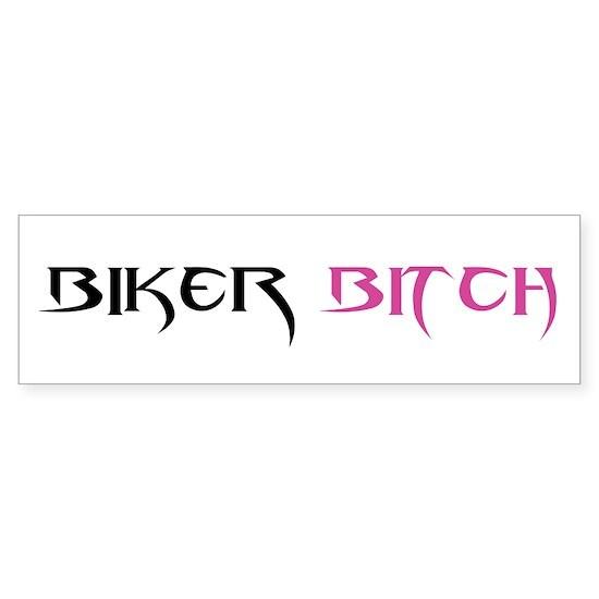 BIKER BITCH