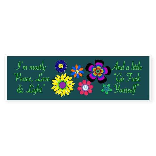 Peace, Love & Light