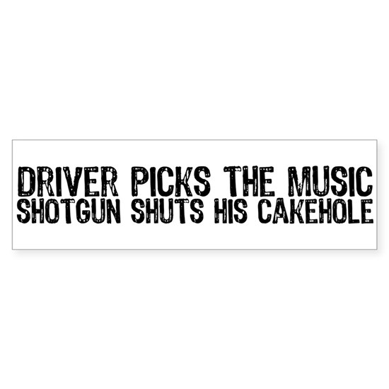 Driver Music Text Hat