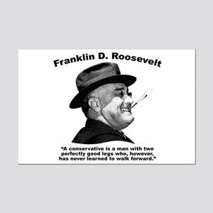 FDR: Conservatives Mini Poster Print