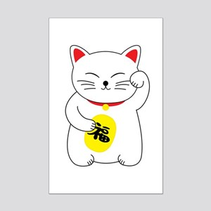 Maneki Neko Lucky Cat Posters