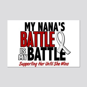 My Battle Too 1 PEARL WHITE (Nana) Mini Poster Pri