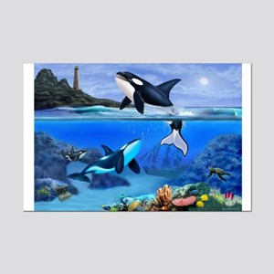 THE ORCA FAMILY Posters