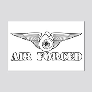 Air Forced Mini Poster Print