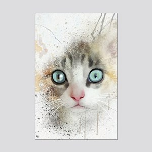 Kitten Painting Posters