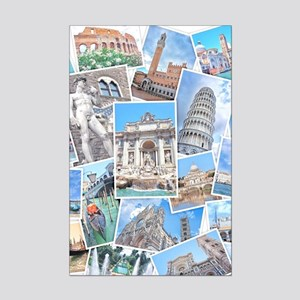 Italy Collage Posters