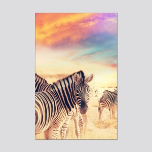 Beautiful Zebras Posters