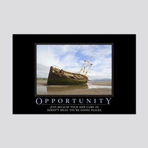 Opportunity Mini Poster Print