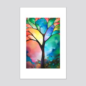 Tree of Light by Sally Trace Posters