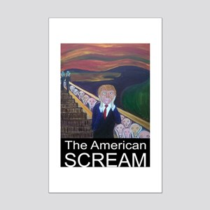 The American Scream Posters