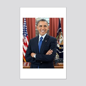 Barack Obama President of the United States Poster