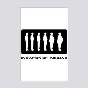 Fat Wife Skinny Husband Posters - CafePress