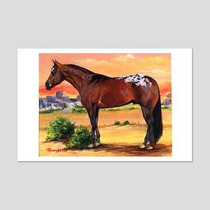 Appaloosa Horse Posters - CafePress