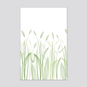 Delicate Grasses Posters