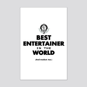 Best Entertainer in the World Posters