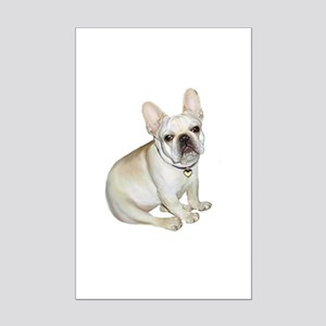 FRENCH BULLDOG 3 Mini Poster Print