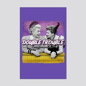 I Love Lucy: Double Trouble Mini Poster Print
