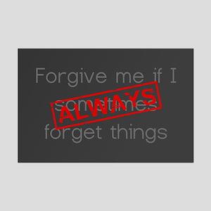 Forgive me... Mini Poster Print