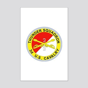 DUI - 3rd Squadron - 3rd ACR Mini Poster Print