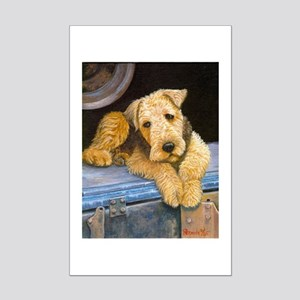 Airedale Terrier Dog Posters