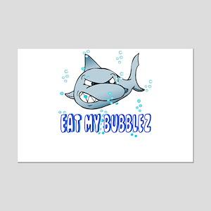 Eat My Bubbles Mini Poster Print