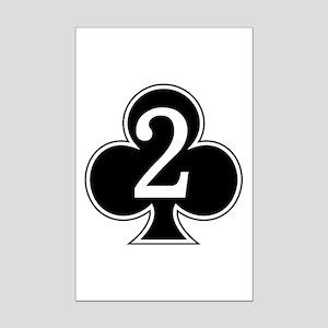 2-327 Infantry Mini Poster Print