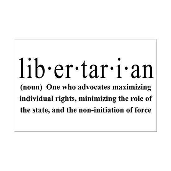 2-libertarian definition bt 3