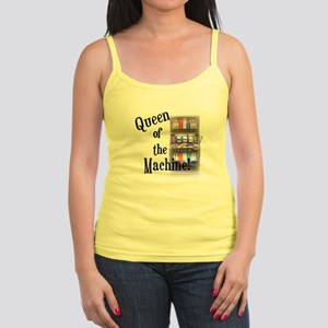 Queen of The Machine Tank Top
