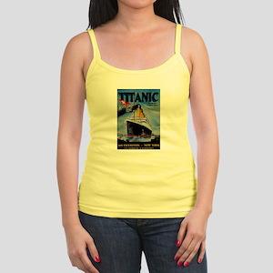 Vintage Titanic Travel Tank Top