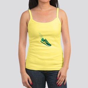 Running Shoe Wing Tank Top